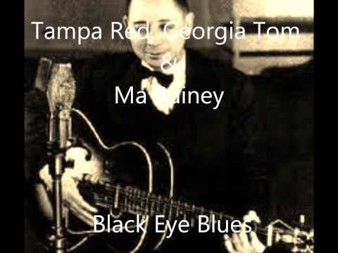 "Gertrude ""Ma"" Rainey-Black Eye Blues"