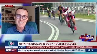 Ostatnie odliczanie do 77. Tour De Pologne