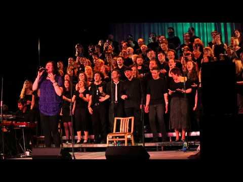 Gospel Train Choir - I give myself away