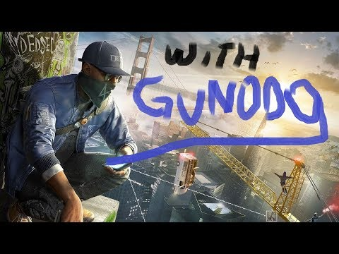 Watchdogs 2 - GoGo Hacker Quad-Copter!