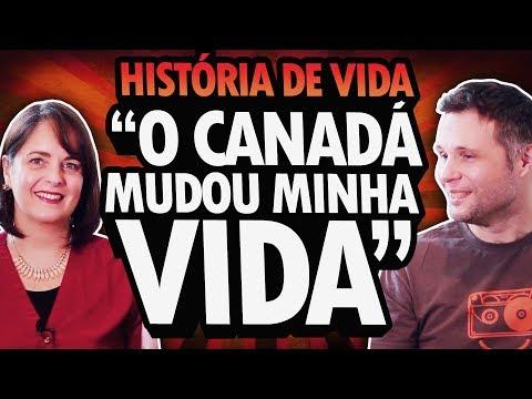 O CANADÁ MUDOU A MINHA VIDA!
