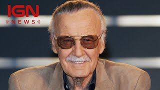 Stan Lee Dead at 95 - IGN News