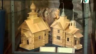 Утраченные церкви Вологодской области - в макетах