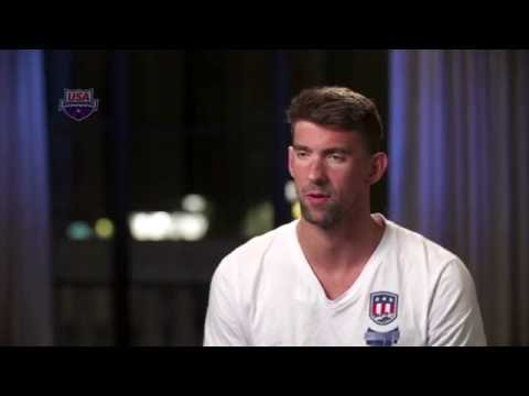 Rio Olympics 2016: Michael Phelps Interview