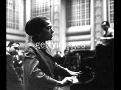 Annie Fischer plays Schubert Sonata in B flat D 960