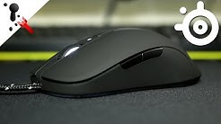SteelSeries Sensei Raw Review (Rubberized, 92g, Laser Sensor)