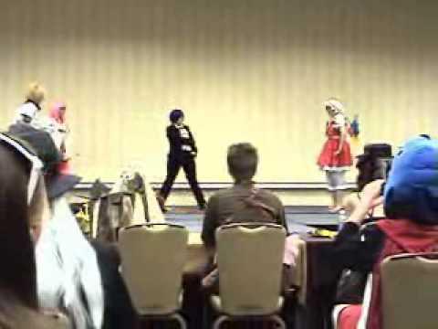 """Video Games FTW"" ---EPIC RPG COLLABORATION Anime Festival Wichita 2010 skit"
