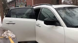 Secret air freshener for car