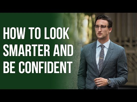10 Easy Ways to Appear Smarter and More Confident   One Dapper Street
