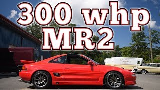 300whp MR2 with Station Wagon Engine