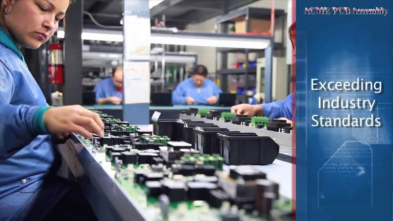 Pcb Assembly Service In Southern California With Ipc Certified Electronic Circuit Jobs Trainer Youtube