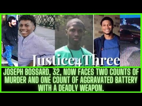 |NEWS| 3 Black Teens Gunned Down By A True American