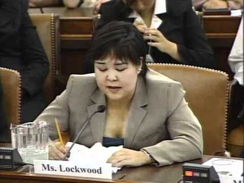 """November 5th, 2007: Select Committee Hearing, """"Youth Leadership for Clean Energy"""""""