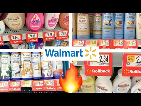 WALMART CLEARANCE!!!🔥JOHNSON'S, WIPES, BODY WASH, HAIR PRODUCTS + LOTION!!!