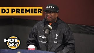 DJ Premier Shares CLASSIC Stories On Jay-Z, Nas, RZA, J. Cole amp The Beginnings Of Gang Starr