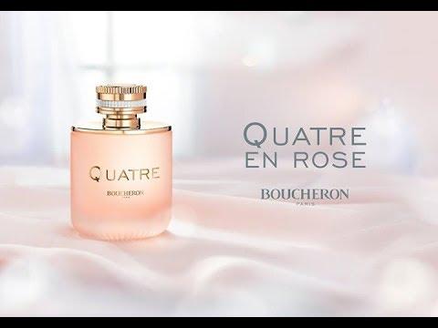 Boucheron quatre en rose- provei e me apaixonei