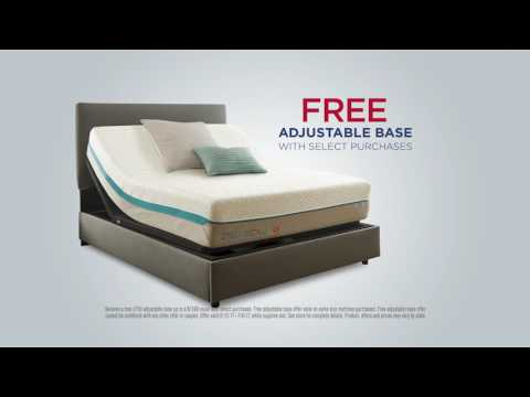 Get a FREE Adjustable Base with Select Purchases! | Mattress Firm