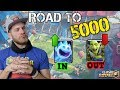 I VOSTRI CONSIGLI IN UN MAXI EPISODIO ROAD TO 5000 EP 9 CLASH ROYALE ITA mp3