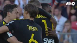 Se Henok Goitoms matchavgörande mål mot Kalmar FF igen!