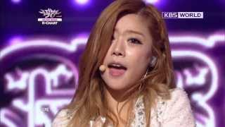 [Music Bank K-Chart] Girl's Day - Don't Forget Me (2012.11.02)