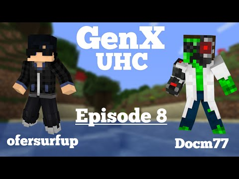 Minecraft: GenX UHC - Epic Ending! (Episode 8)
