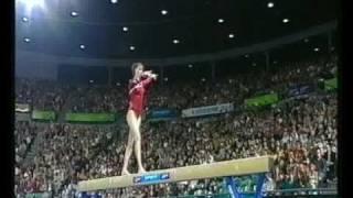 Balance Beam Gymnastics Turns Guide