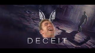 autistic boy screaming in Deceit