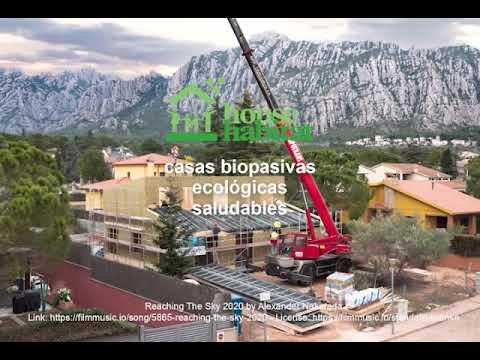 Vivienda biopasiva en Collbató (Barcelona)