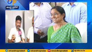 Interview with Minister Adimula Suresh |  Education dept