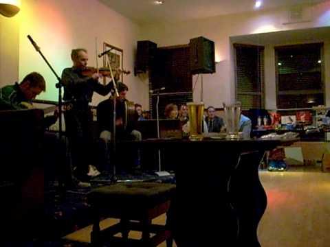 Irish music and dance for charity