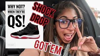 Air Jordan Retro 11 Bred SHOCK DROP! Why I Bought Them Now?!