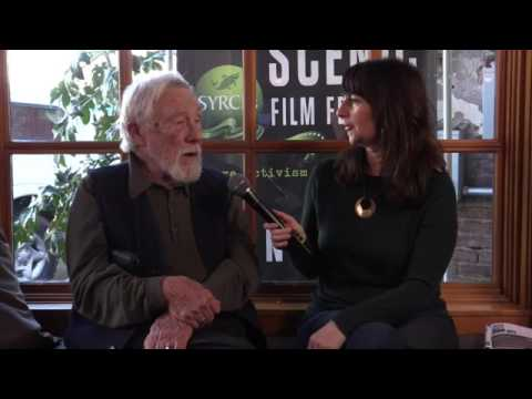Pulitzer Prize Winning Poet Gary Snyder at Wild & Scenic