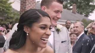 The Wedding of Erica and Cleveland Browns TE Seth DeValve