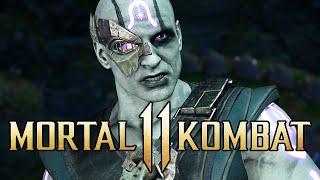 Kombat League: Season 5 Skins Intro Showcase - Mortal Kombat 11