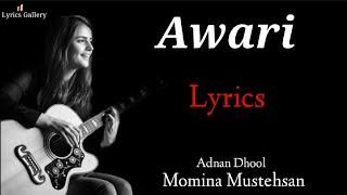 Andar Hi Andar Se Toota Main ( LYRICS ) Song | Momina Mustehsan & Adnan D | Ek Villain | Sidharth M