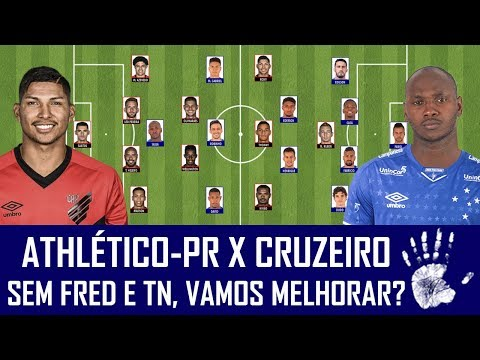 PRÉ-JOGO: ATHLÉTICO-PR X CRUZEIRO - BRASILEIRÃO