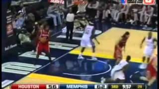 Marc Gasol vs Rockets (30-12-2011)