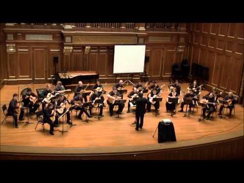 Boston Guitar Orchestra - Bohemian Rhapsody