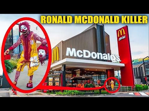 Download IF YOU EVER SEE RONALD MCDONALD KILLER STAY AWAY AND RUN FOR YOUR LIFE! (MCDONALDS CLOWN SPOTTED)