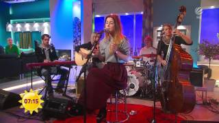 Lena Meyer-Landrut - Mr. Arrow Key - LIVE im Sat.1 Frühstücksfernsehen