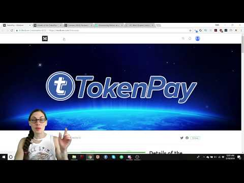 Partnerships -TokenPay with WEG Bank - Cardano and Metaps Plus - EOS and Bancor - West Virginia Vote