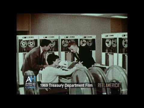"""Reel America: """"The Treasury Story"""" (1969) - Preview"""