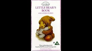 Jane Hissey's Old Bear and Friends - Little Bear's Book and Other Stories VHS 1997
