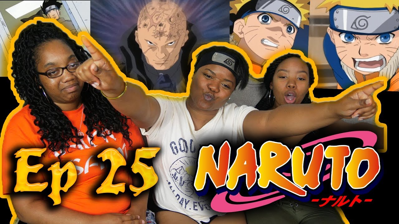 Download NARUTO PASSED!!😱 Naruto Episode 25 (Season One) - The Tenth Question All or Nothing Family Reaction