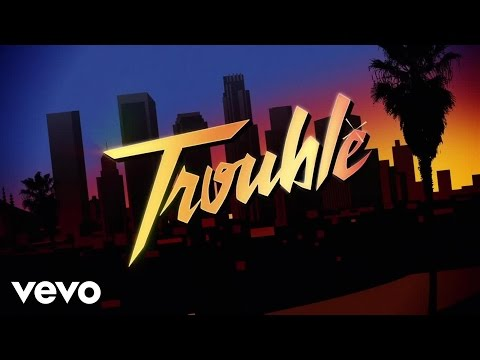 Iggy Azalea - Trouble (Lyric Video) ft. Jennifer Hudson Thumbnail image