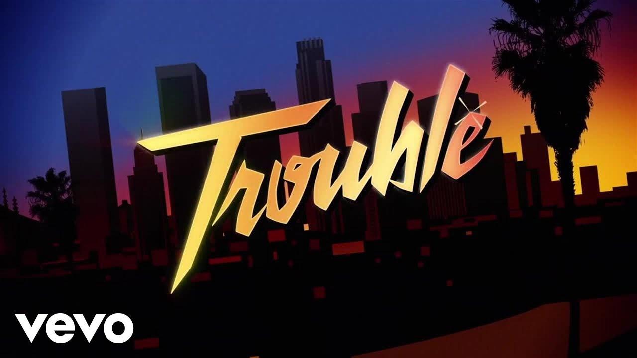 Iggy Azalea - Trouble (Lyric Video) ft. Jennifer Hudson