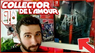 ASTRAL CHAIN sur SWITCH | LE COLLECTOR DE L'AMOUR !