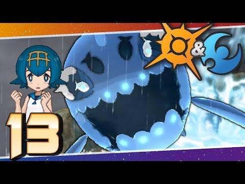 Pokémon Sun and Moon - Episode 13 | Captain Lana's Trial!