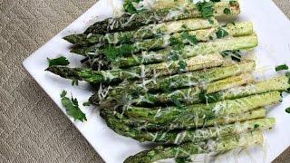 How To Make Sauteed Garlic Asparagus Recipe
