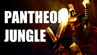 One of Anklespankin's most viewed videos: League of Legends - Pantheon Jungle - Full Game Commentary